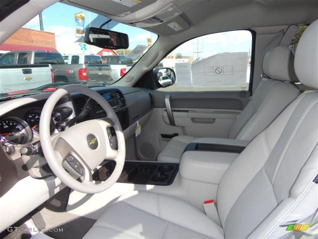 2012 Silverado 1500 LT Extended Cab 4x4 - Victory Red / Light Titanium/Dark Titanium photo #5