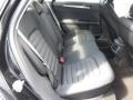 Charcoal Black Rear Seat Photo for 2013 Ford Fusion #72352488