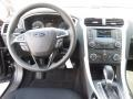 Charcoal Black Dashboard Photo for 2013 Ford Fusion #72352632