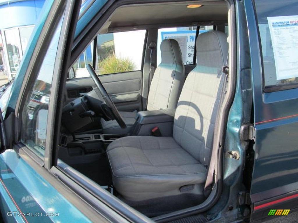 1996 jeep cherokee sport 4wd interior photo 72364749 - 1996 jeep grand cherokee interior ...
