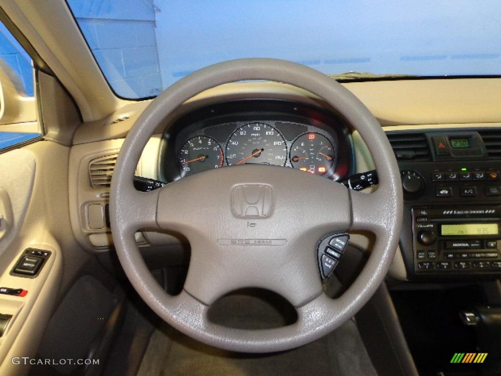 2001 Naples Gold Metallic Honda Accord Ex Sedan 72346531 Photo 15 Car Color