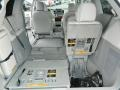 2011 Silver Sky Metallic Toyota Sienna XLE  photo #14