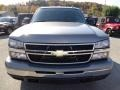 2006 Graystone Metallic Chevrolet Silverado 1500 Z71 Crew Cab 4x4  photo #8