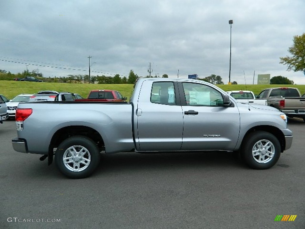 Silver Sky Metallic 2013 Toyota Tundra Double Cab Exterior Photo #72371400