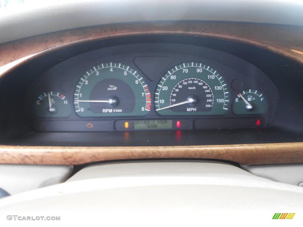 2004 Jaguar S Type 4 2 Gauges Photo 72376500 Gtcarlot Com
