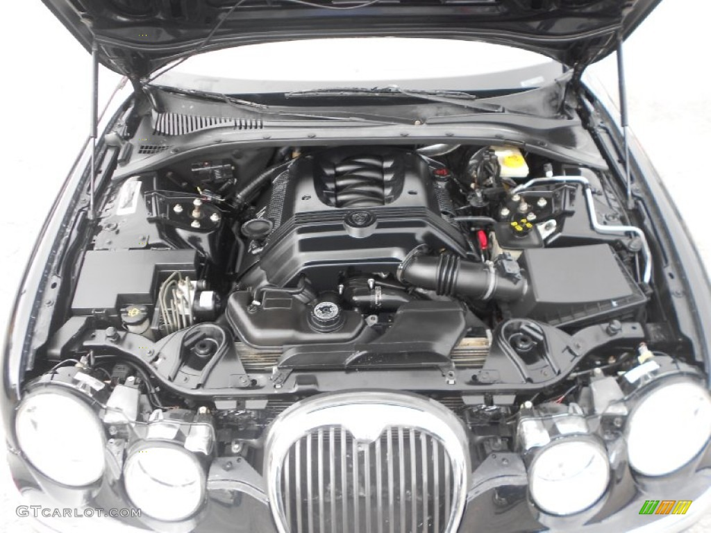 2004 jaguar s type 4 2 4 2 liter dohc 32 valve v8 engine photo 72376725. Black Bedroom Furniture Sets. Home Design Ideas