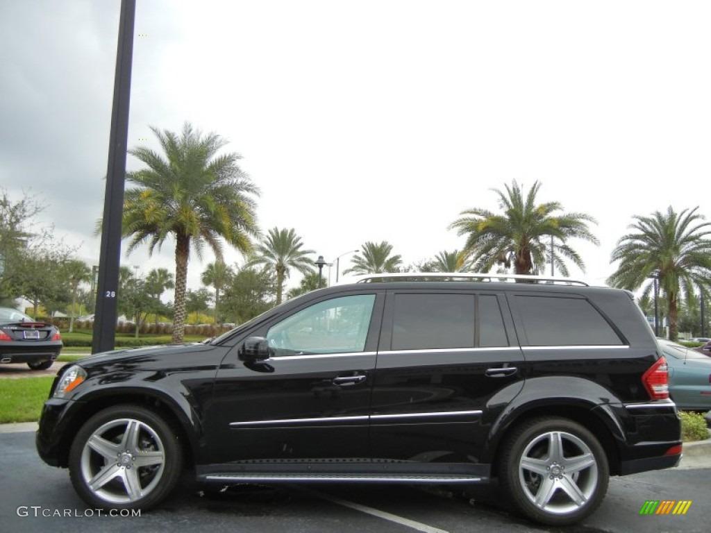 Black 2012 mercedes benz gl 550 4matic exterior photo for Mercedes benz gl 2012