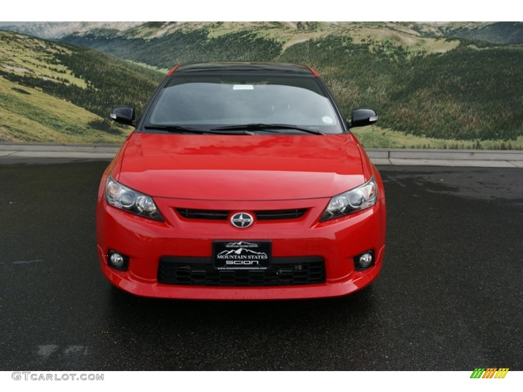 2013 absolutely red scion tc release series 8 0 72346494 photo 5 car color. Black Bedroom Furniture Sets. Home Design Ideas