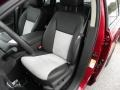 Front Seat of 2013 Edge SEL