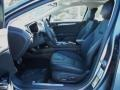 Charcoal Black Front Seat Photo for 2013 Ford Fusion #72382614