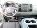 2012 Chevrolet Silverado 1500 Dark Titanium Interior Dashboard Photo