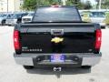 2012 Black Chevrolet Silverado 1500 LS Crew Cab 4x4  photo #13