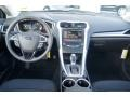 Charcoal Black Dashboard Photo for 2013 Ford Fusion #72393684