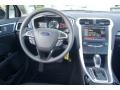 Charcoal Black Dashboard Photo for 2013 Ford Fusion #72393693