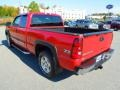 2006 Victory Red Chevrolet Silverado 1500 LT Extended Cab 4x4  photo #4