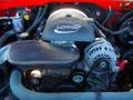 2006 Victory Red Chevrolet Silverado 1500 LT Extended Cab 4x4  photo #29