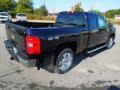 2013 Black Chevrolet Silverado 1500 LTZ Extended Cab 4x4  photo #5