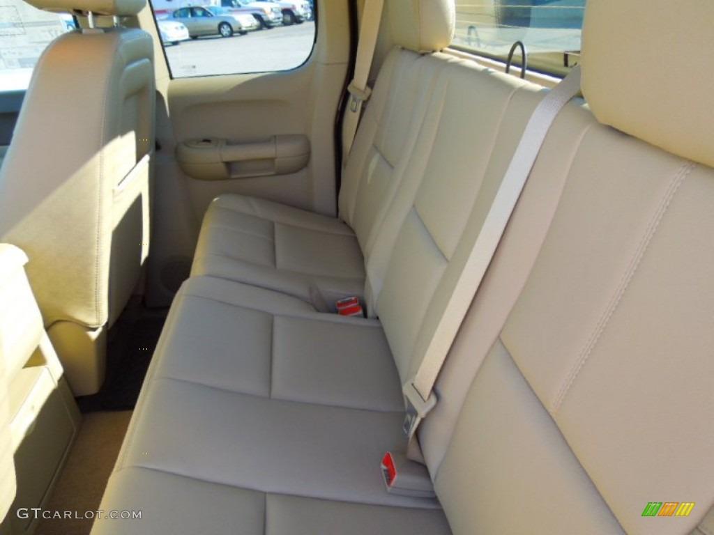 2013 Silverado 1500 LT Extended Cab - Deep Ruby Metallic / Light Cashmere/Dark Cashmere photo #18