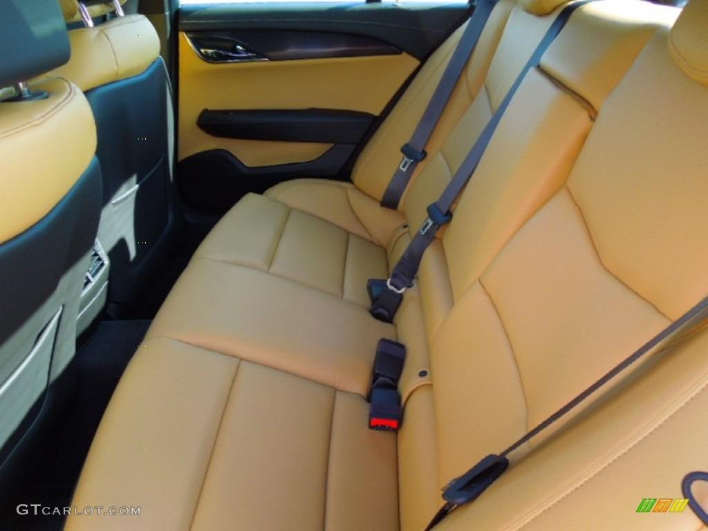 caramel jet black accents interior 2013 cadillac ats 2 5l photo 72402368. Black Bedroom Furniture Sets. Home Design Ideas