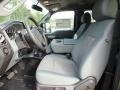 2012 Tuxedo Black Metallic Ford F250 Super Duty XLT Crew Cab 4x4  photo #3