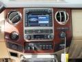 2012 White Platinum Metallic Tri-Coat Ford F250 Super Duty King Ranch Crew Cab 4x4  photo #17