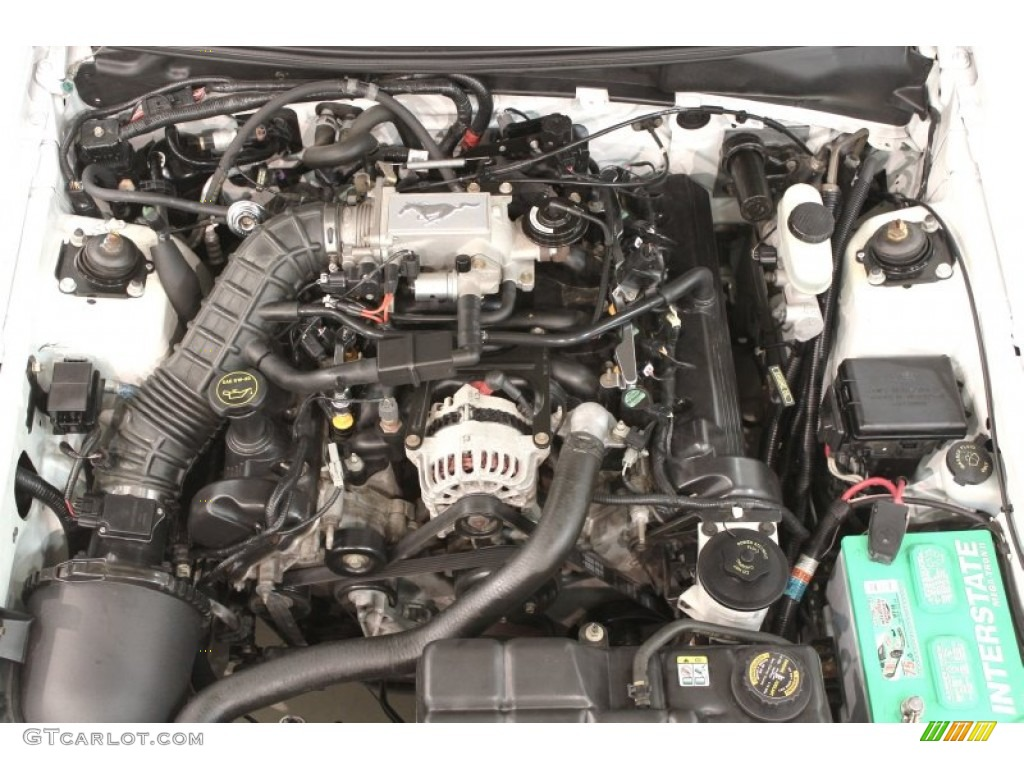 2000 Ford Mustang Gt Convertible 4 6 Liter Sohc 16 Valve