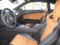 2013 Jaguar XK Caramel/Warm Charcoal Interior Interior Photo
