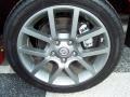 2012 Nissan Sentra SE-R Spec V Wheel and Tire Photo