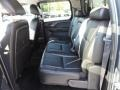 Ebony Rear Seat Photo for 2011 Chevrolet Silverado 1500 #72417194
