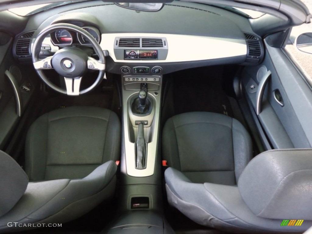 2004 Bmw Z4 2 5i Roadster Black Dashboard Photo 72429686