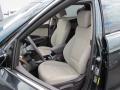 Beige Front Seat Photo for 2013 Hyundai Santa Fe #72430652