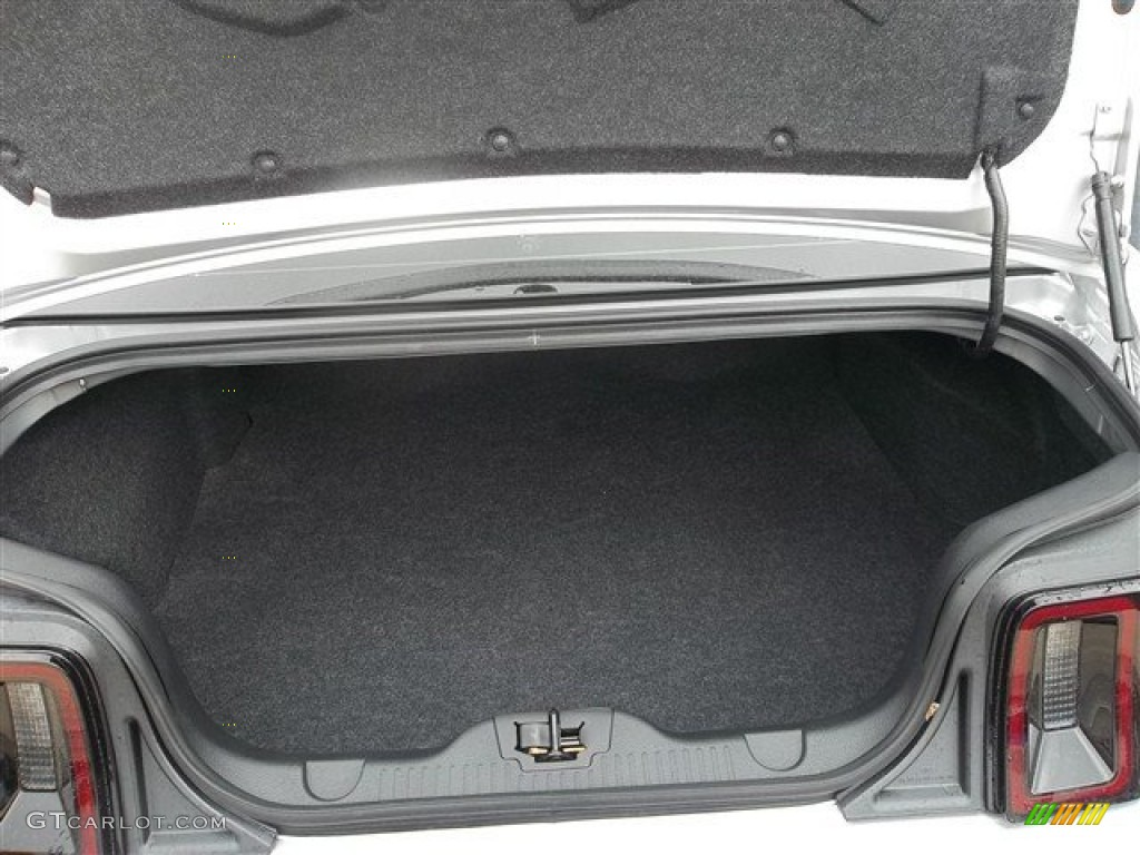 2013 ford mustang gt premium coupe trunk photo 72431246. Black Bedroom Furniture Sets. Home Design Ideas