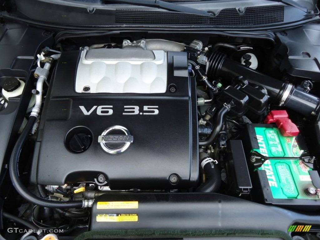 2006 Nissan Maxima 3 5 Sl Engine Photos Gtcarlot Com