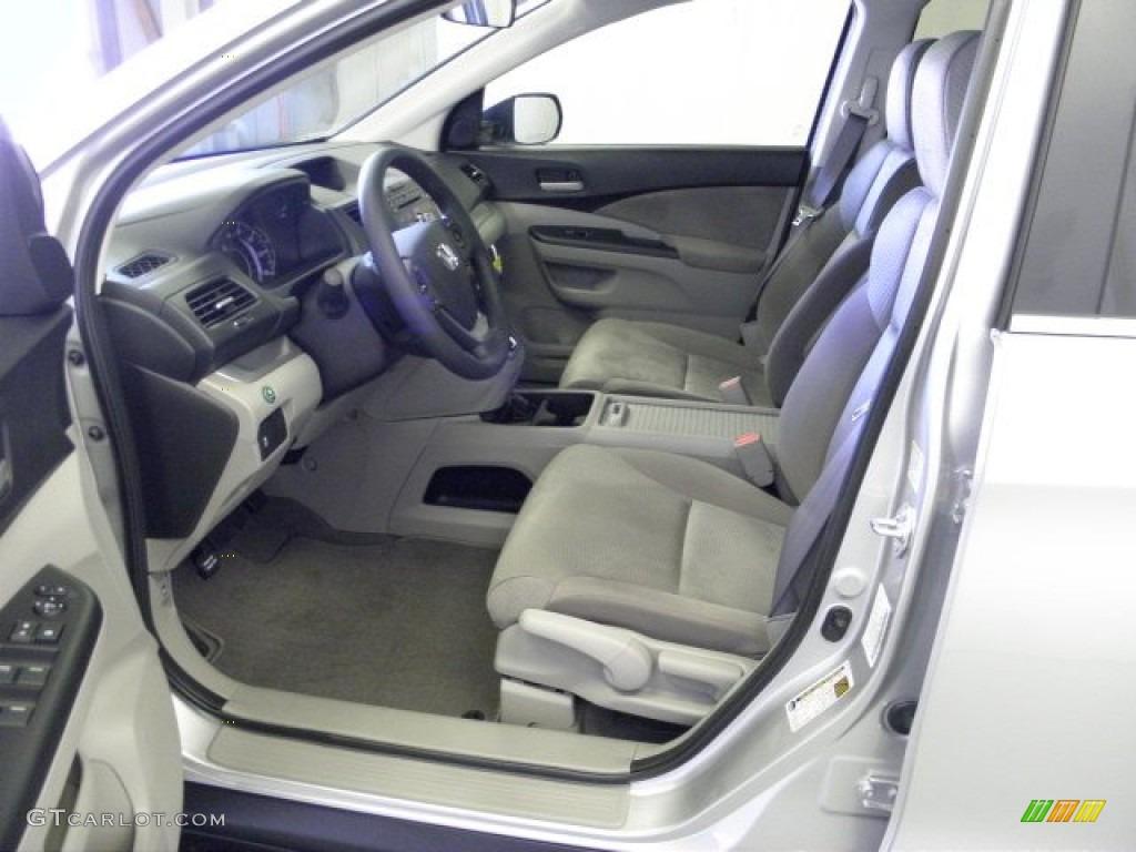 Gray interior 2013 honda cr v ex awd photo 72441179 for Honda cr v 2013 interior