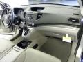 2013 Alabaster Silver Metallic Honda CR-V EX AWD  photo #24