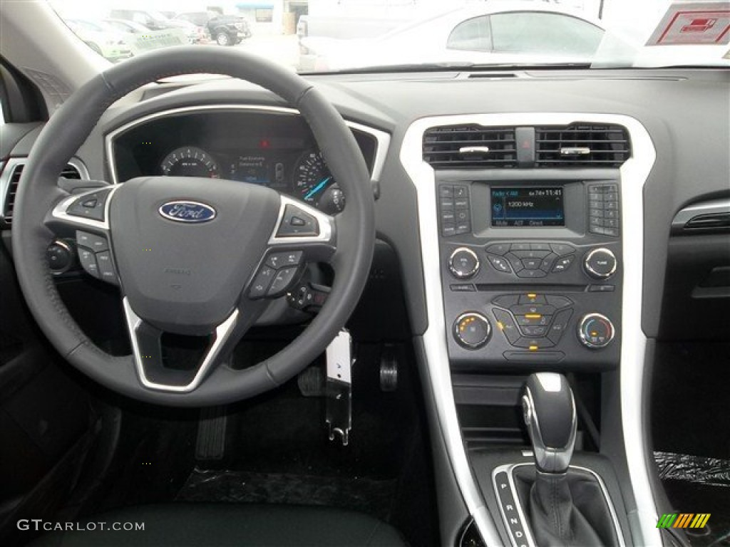 2013 ford fusion se 16 ecoboost appearance package