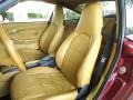 Savanna Beige Front Seat Photo for 1999 Porsche 911 #72443538