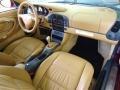 Savanna Beige Dashboard Photo for 1999 Porsche 911 #72443610