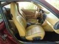 Savanna Beige Front Seat Photo for 1999 Porsche 911 #72443739