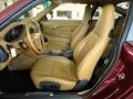 Savanna Beige Interior Photo for 1999 Porsche 911 #72444960