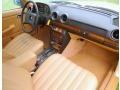 1981 E Class 300 D Sedan Tan Interior