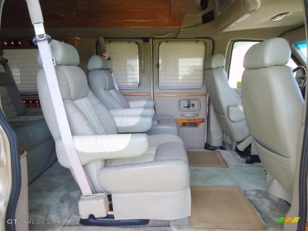 2005 Chevrolet Express 1500 Penger Conversion Van Rear Seat Photo 72454986