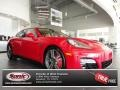 Carmine Red Uni - Panamera GTS Photo No. 1