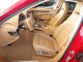 2013 Panamera GTS Cognac Natural Leather Interior