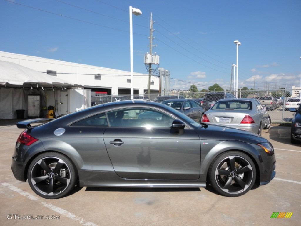 2013 Daytona Gray Pearl Effect Audi Tt 20t Quattro Coupe 72397979