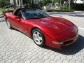Magnetic Red Metallic 1999 Chevrolet Corvette Coupe
