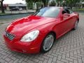 Absolutely Red 2003 Lexus SC Gallery