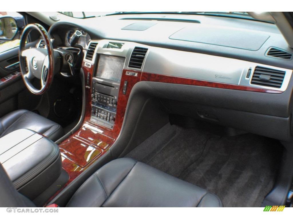 2010 black ice cadillac escalade luxury awd 72397613 photo 11 car color galleries for Cadillac escalade interior colors