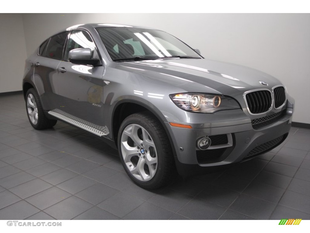 Space Gray Metallic 2013 Bmw X6 Xdrive35i Exterior Photo 72461904 Gtcarlot Com
