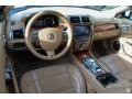 Caramel Prime Interior Photo for 2010 Jaguar XK #72463086